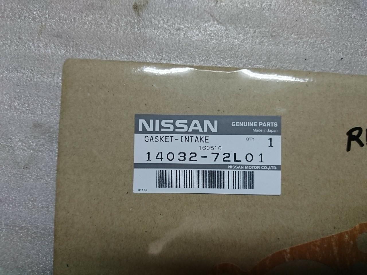 Nissan Genuine OEM Intake Collector Gasket RB20DET
