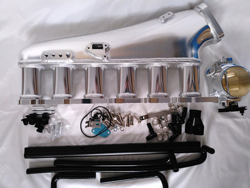 RB25 Aluminum Intake Manifold