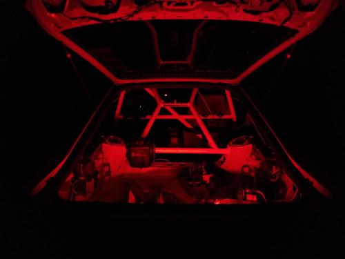 Toyota Supra MA/JZA70 Trunk LED Light Kit