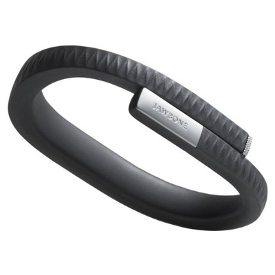 Jawbone Up Run Exercise Training Wristband Pedometer - Onyx