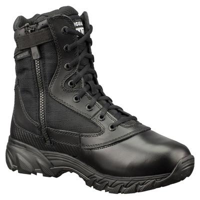 "Original Swat Chase 9"" Waterproof Side-Zip Mens Tactical Boots Black 139601"