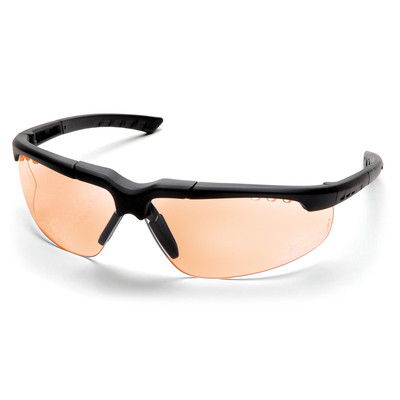 Pyramex Venture Gear Reatta Lightweight Safety Glasses VGSBS4840D - Orange