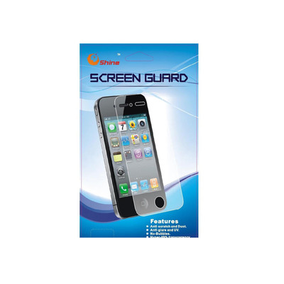 Shine Screen Protector Guard Film with 3 Layer structures for Apple iPhone