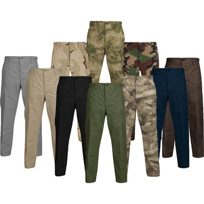Propper BDU Military Six Pocket Cotton Button Fly Trouser Pant
