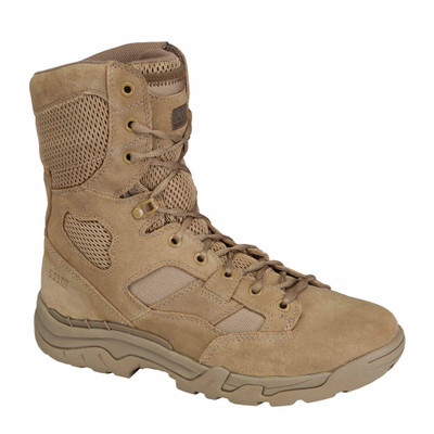 "5.11 Men's 8"" Taclite MDT CMEVA Midsole Nylon/Suede Leather Tactical Boots 12031"