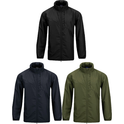 Propper Packable Unlined Durable Water Repellent Polyester Wind Jacket - F5434