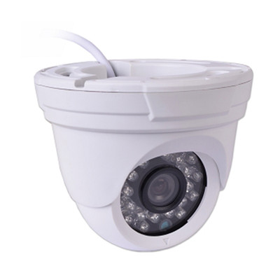 "1/3"" Sony Sensor LED Infrared Night Vision Dome Surveillance Security Camera"