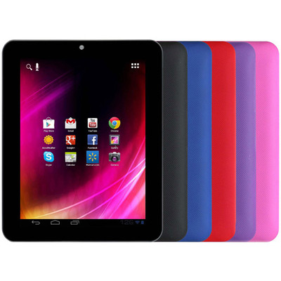 "HKC Dual-Core 1.5GHz 8GB 8"" Touchscreen Google Android 4.1 microUSB WiFi Tablet"