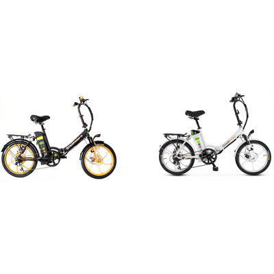 GreenBike Electric Motion 2018 City Premium 350W Folding Electric Bike