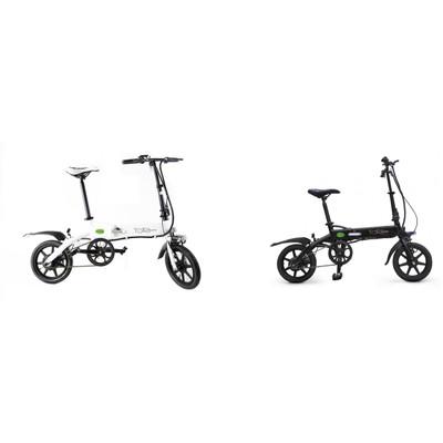 GreenBike Electric Motion 2018 Yoko Premium 350W Folding E-Bike