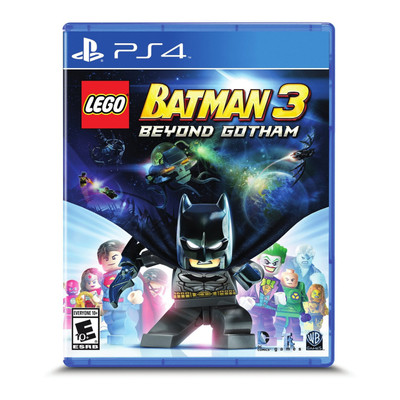 LEGO Batman 3: Beyond Gotham Video Game - Sony PlayStation 4 PS4