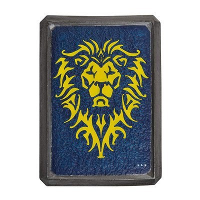 Swordfish Tech Warcraft Alliance Symbol 6,720mAh External Power Bank