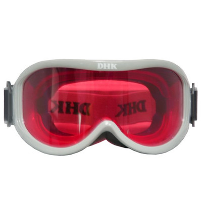 DHK Military Glacier Ballistic Protection Goggles - RED