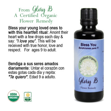 Bless You Flower Essence Remedy