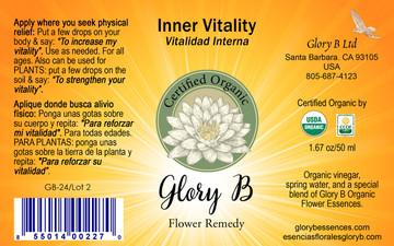 INNER VITALITY  helps release tension