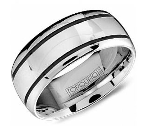 CB-2121 Torque Cobalt Wedding Ring