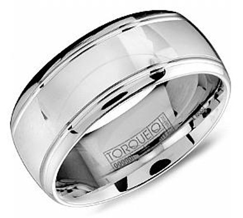 CB-2102 Torque Cobalt Wedding Ring