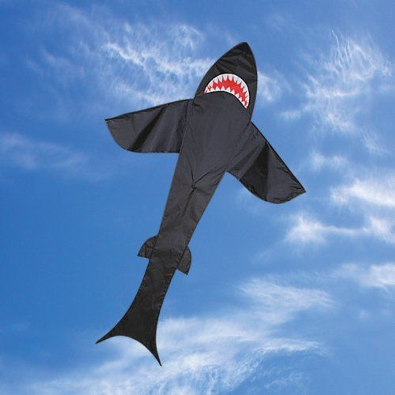 7ft. Black Shark Kite