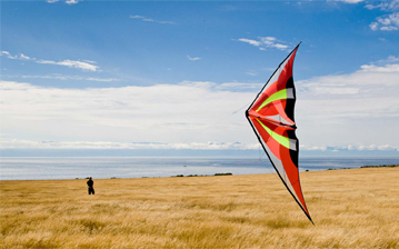 KITE WORLD RECORD: Fastest Kite Ever Recorded!