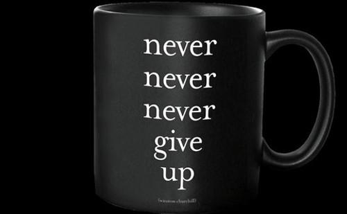 Mug- never never