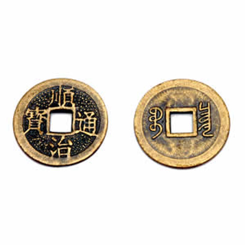 Coin - Small Round - Single - Thick