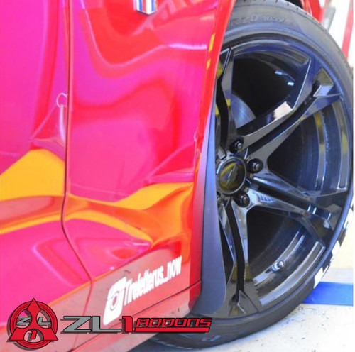 Camaro Deluxe & Standard Splash Guards - ZL1 Addons