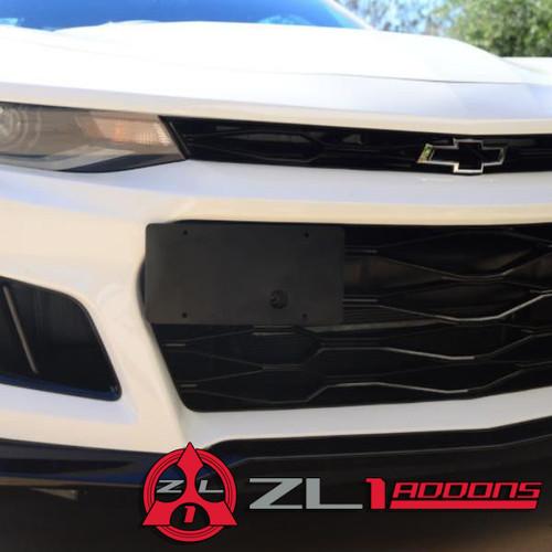 Camaro ZL1 License Plate Holder - ZL1 Addons
