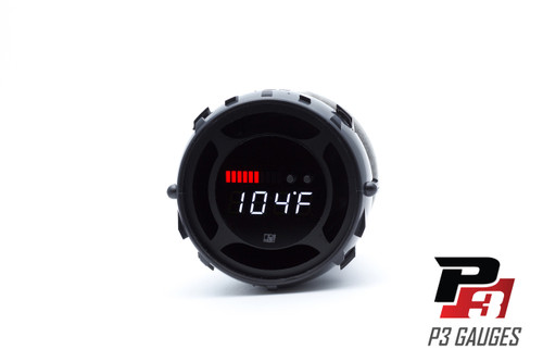 Camaro OBD2 Multi Gauge - P3 Gauges