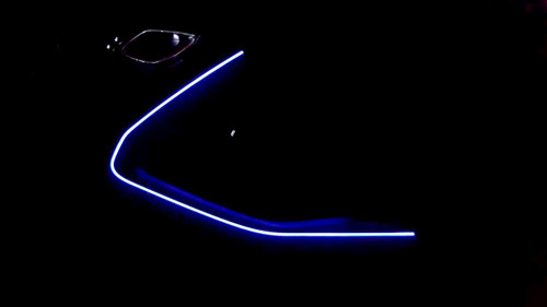 Camaro Door & Foot Well Lighting Kit - General Motors