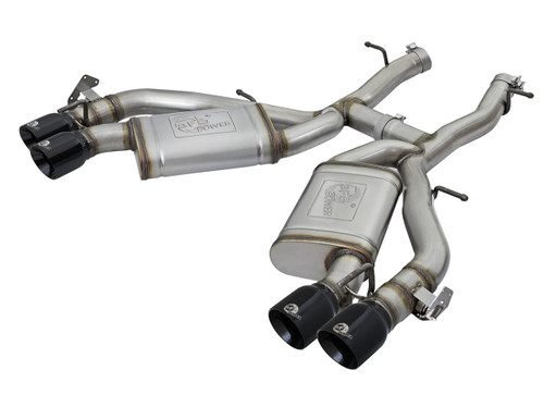 "Camaro SS/ZL1 MACHForce XP 3"" Exhaust - aFe POWER"