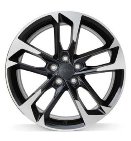 "Camaro 5-Split-Spoke Machined Face 20"" (56M) - General Motors"