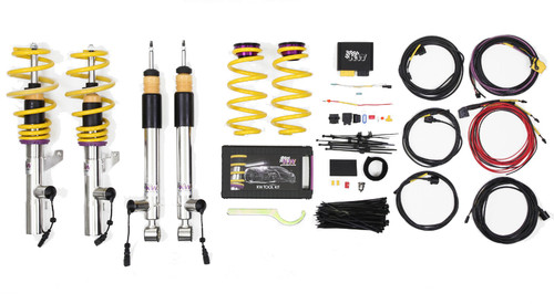 Camaro V3 Performance Coilover Kit - KW Suspensions