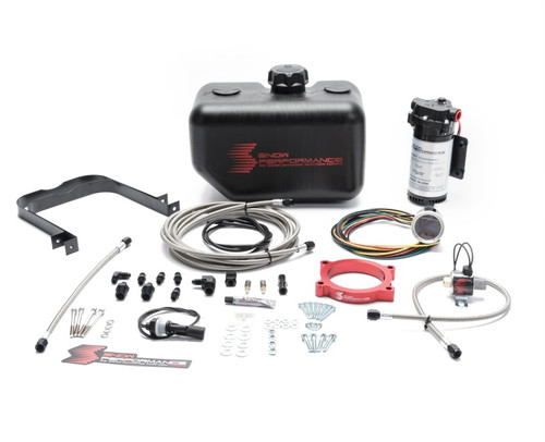 Camaro Stage 2 Forced Induction Water-Methanol Injection Kit - Snow Performance