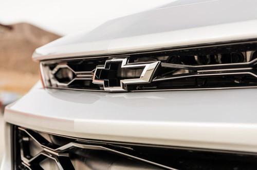 Camaro Flow Tie Grille - General Motors