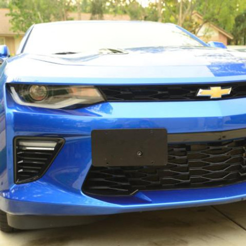 Camaro LS/LT & SS License Plate Holder Kit - ZL1 Addons