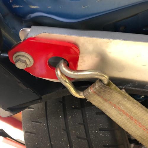 Camaro SS/ZL1 Strap Point Kit - ZL1 Addons