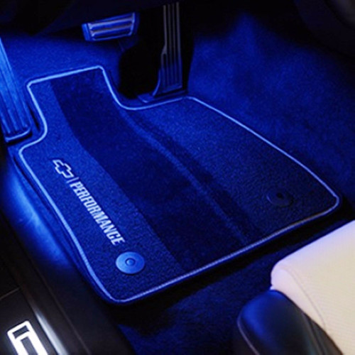 Camaro Interior Foot Well Lighting Kit - General Motors