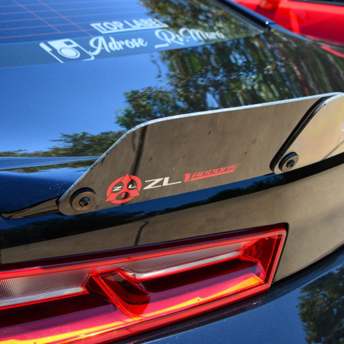 Camaro RS 2-Piece Style Wicker Bill - ZL1 Addons