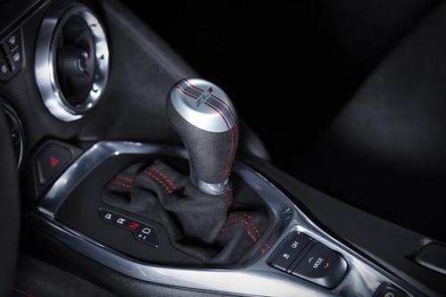 Camaro ZL1 Edition Automatic Shift Knob W/ Boot - General Motors