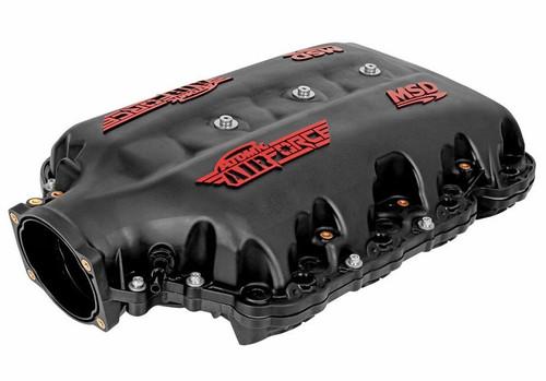 Camaro SS MSD Atomic AirForce Intake Manifold - MSD Ignition