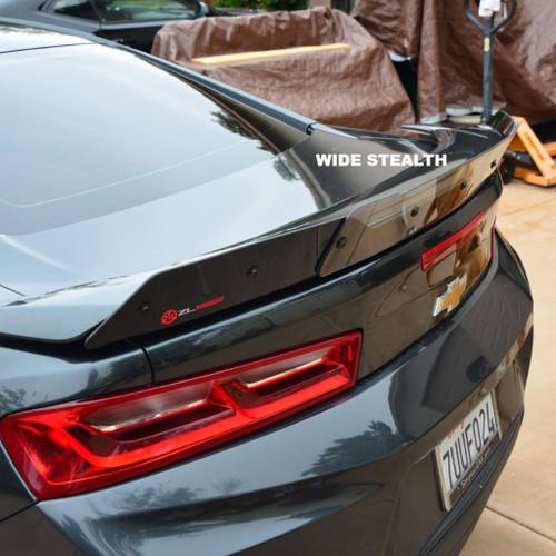 Camaro SS Wide 2-Piece Wicker Bill - ZL1 Addons