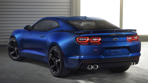 Camaro 2019+ Dark Tail Lamp Kit - General Motors
