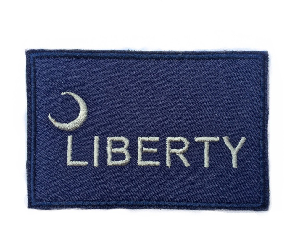 LIBERTY FLAG PATCH