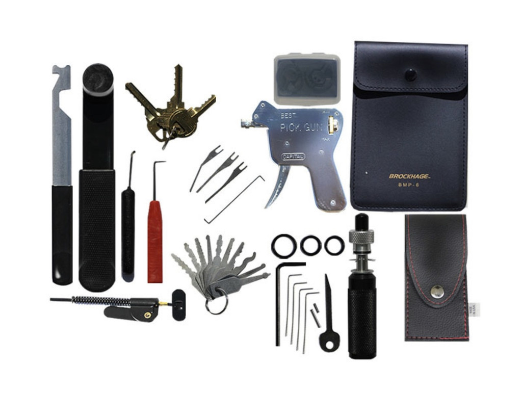 Scout Sniper Tactical Entry Kit
