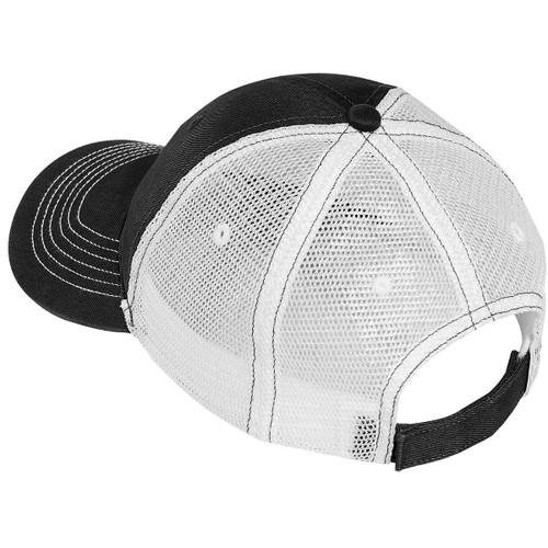 Back of hat