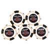 Harley-Davidson® 78th Rally Pack of 5 Poker Chips (Sturgis, Black Hills, Deadwood, Badlands, Hill City)