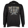 Deadwood Harley-Davidson® Men's Wild Bill Guns Pullover Hoodie