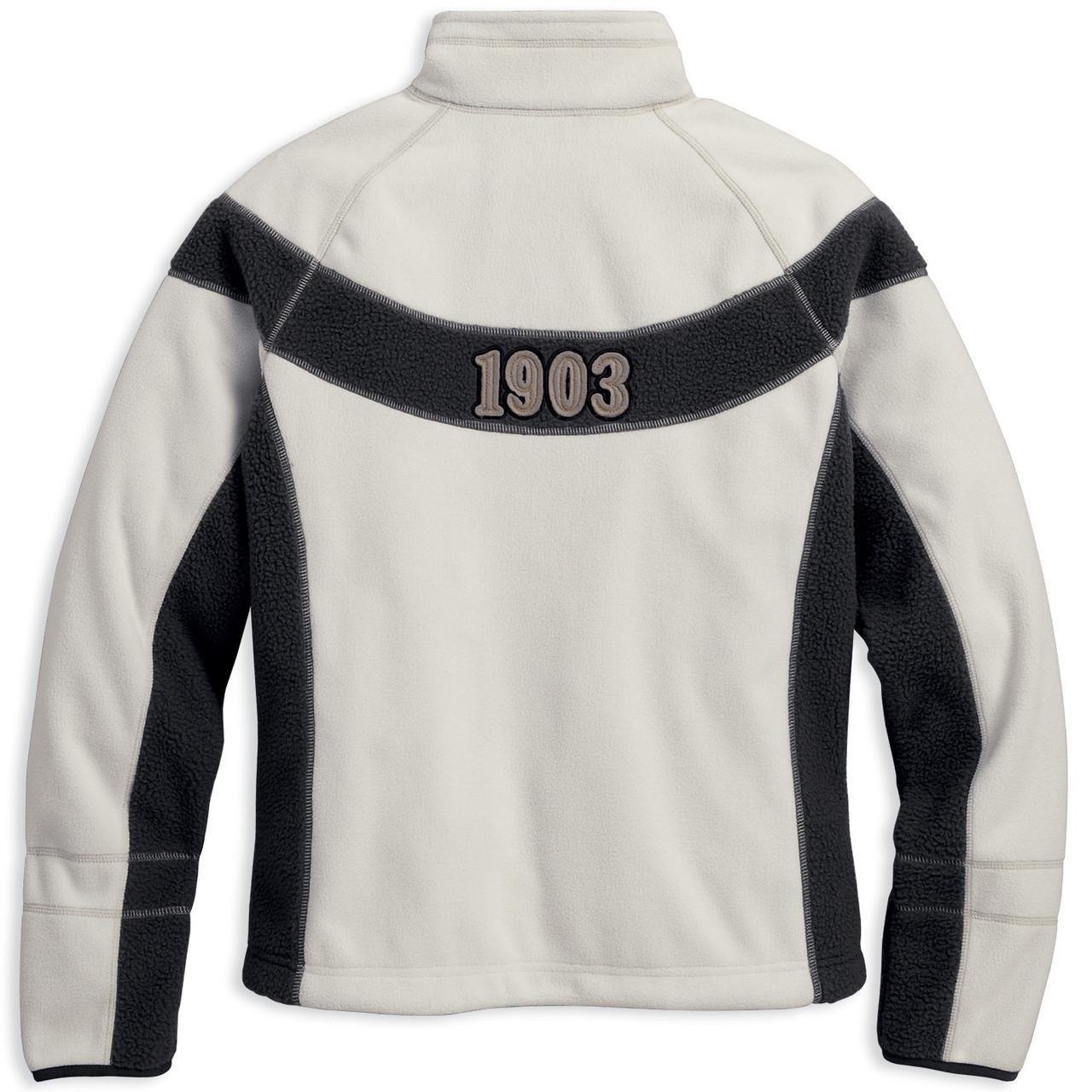 Harley-Davidson® Women's Rally Inline Windproof Fleece Jacket