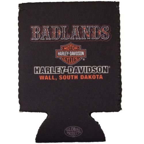 Badlands Harley Davidson® Western Font Fold-Up Canwrap