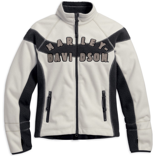 Harley-Davidson® Women's Rally Inline Windproof Fleece Jacket